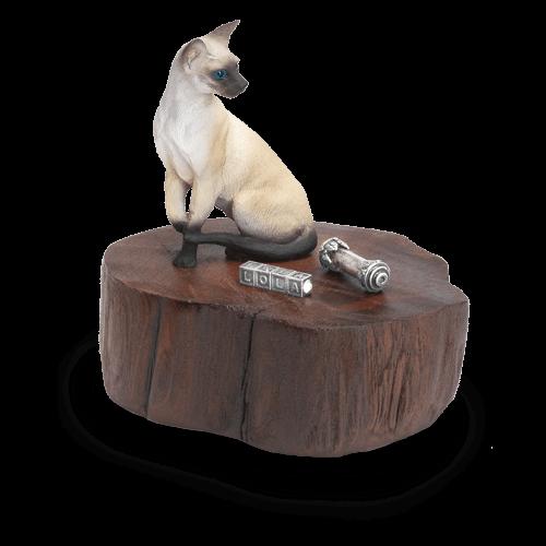 Large Cat Memorial Keepsake product image