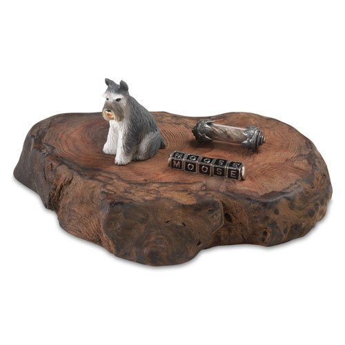 Small Dog Memorial Keepsake
