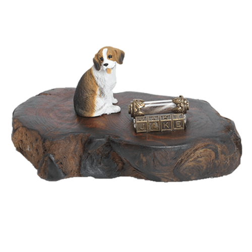 Small Dog Pet Memorial Keepsake
