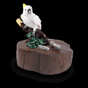 Exotic Bird Memorial Keepsake