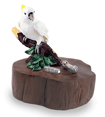 Pet Memorial Keepsake - Birds