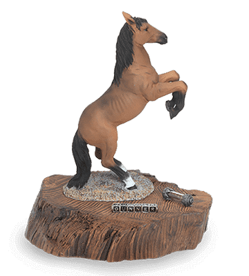 Pet Memorial Keepsake - Horses